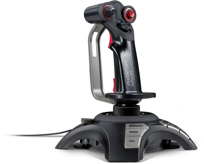 Speedlink phantom Hawk joystick, USB (PC) (SL-6638-BK)