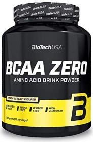 BioTech USA BCAA Zero Pfirsich Eistee 700g