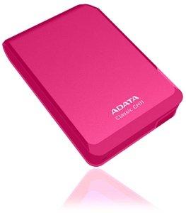 ADATA Classic CH11 pink 750GB, USB 3.0 Micro-B (ACH11-750GU3-CPK)