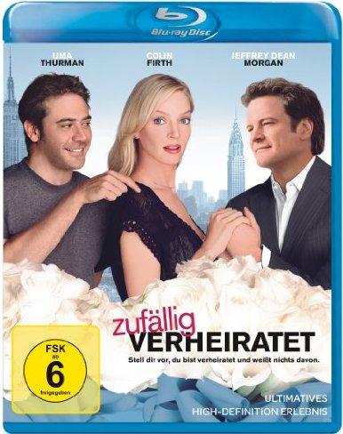 Zufällig verheiratet (Blu-ray) -- via Amazon Partnerprogramm