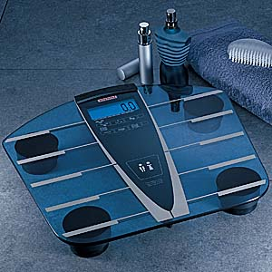 Soehnle Body Balance electronic body analyser scale (63627)