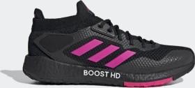 adidas Pulse Boost HD core black/shock pink/cloud white (Damen) (EG9985)