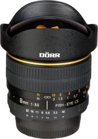 Dörr 8mm 3.5 fisheye for Sony A black (361007)