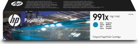 HP Tinte 991X cyan hohe Kapazität (M0J90AE)