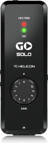 TC Helicon Go Solo
