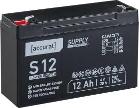 Accurat Supply S12 AGM 6V (TN3025)