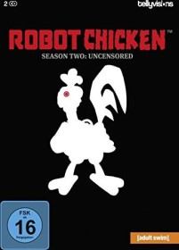 Robot Chicken Season 2 (UK)