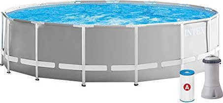 Intex Prism Rondo Frame Pool Set 457x122cm (26726GN)