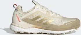 adidas Terrex Agravic flow GTX wonder white/matte gold/crystal white (men) (FZ3907)