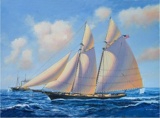 Revell USS America (05416)