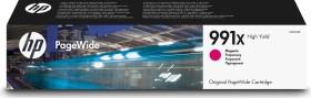 HP Tinte 991X magenta hohe Kapazität (M0J94AE)