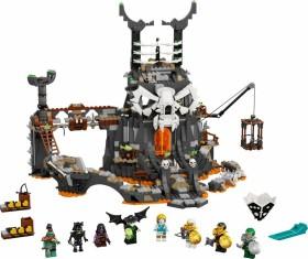 LEGO Ninjago - Verlies des Totenkopfmagiers (71722)