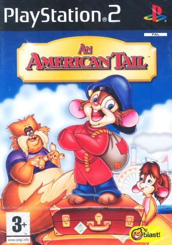 An American Tail (German) (PS2) -- via Amazon Partnerprogramm