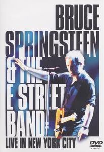 Bruce Springsteen - Live in New York City -- via Amazon Partnerprogramm