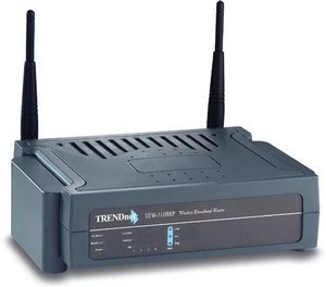 TRENDnet wireless Router 22Mbit (TEW-311BRP)