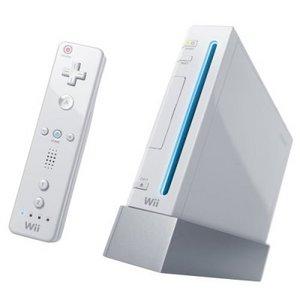 Nintendo Wii Konsole inkl. Mario Kart Bundle, weiß