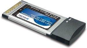 TRENDnet TEW-401PC, Cardbus