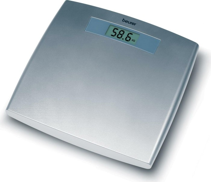 Beurer PS 07 silver electronic personal scale -- via Amazon Partnerprogramm