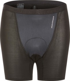 Gore Wear Base Layer Windstopper Shorty+ boxer shorts black (ladies) (UWBOXB)