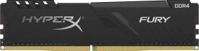 Kingston HyperX Fury black DIMM 32GB, DDR4-2666, CL16-18-18 (HX426C16FB3/32)