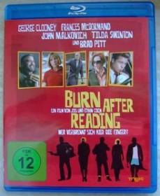 Burn After Reading - Wer verbrennt sich hier die Finger? (Blu-ray)