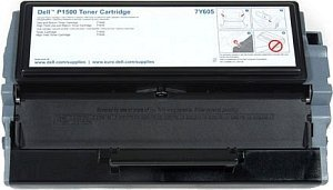 Dell 7Y606 Toner black high capacity (593-10006)