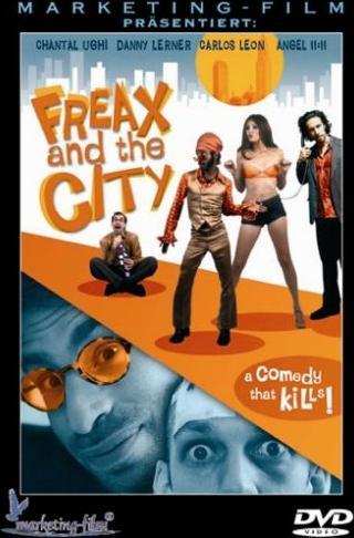 Freax and the City -- via Amazon Partnerprogramm