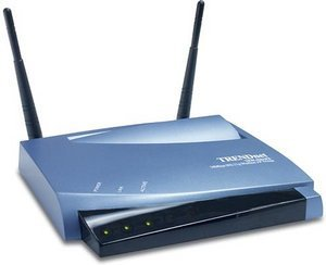 TRENDnet Wireless-G Access-Point 54MBit (TEW-410APB)