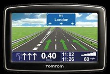 TomTom XXL Classic Central Europe (1EF0.030.00)