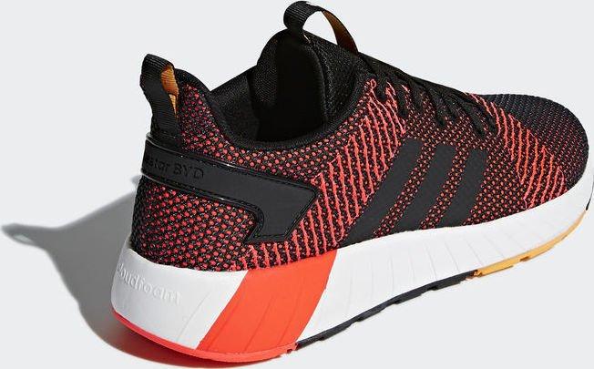 adidas QUESTAR BYD Sneaker Herren core black red