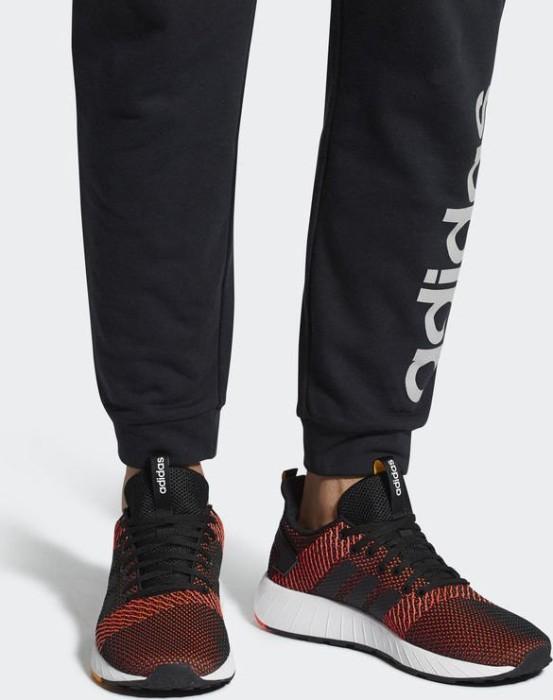 adidas questar byd schwarz rot