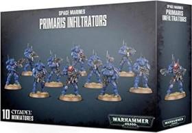 Games Workshop Warhammer 40.000 - Space Marines - Primaris Infiltrators (99120101263)