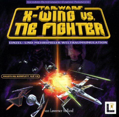Star Wars: X-Wing vs. Tie-Fighter (niemiecki) (PC) -- via Amazon Partnerprogramm