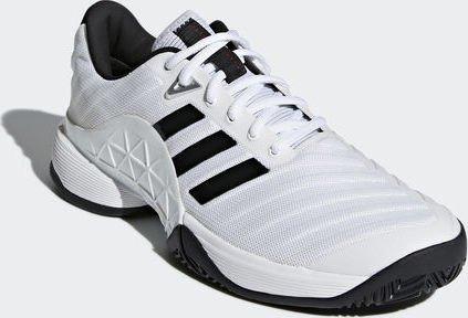 adidas Barricade 2018 footwear white core black matte silver (Herren)  (CM7819) 0adbcac8990e