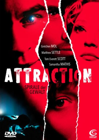 Attraction - Spirale der Gewalt -- via Amazon Partnerprogramm