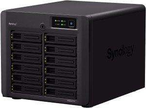 Synology Diskstation DS2411+, 2x Gb LAN