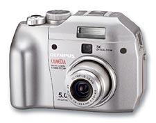 Olympus Camedia C-5000 zoom kit (E0413502)