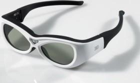 Optoma ZD301 DLP-Link 3D-glasses