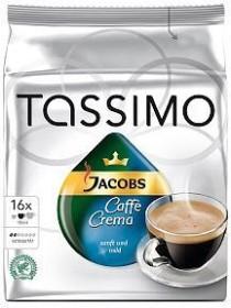 Tassimo T-Disc Jacobs Caffe Crema Sanft & Mild Kaffeekapseln, 48er-Pack (3x 16 Stück)