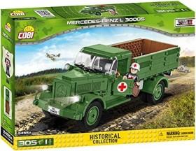 Cobi Small Army WW2 MB L3000 4x2 3.1 Ton Truck (2455)