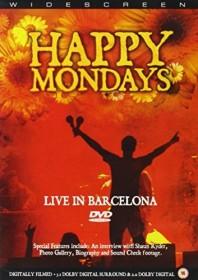 Happy Mondays - Live in Barcelona (DVD)