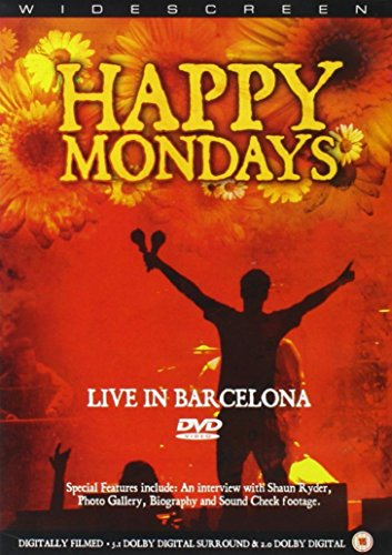 Happy Mondays - Live in Barcelona -- via Amazon Partnerprogramm