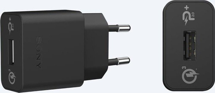 Sony UCH12 Quick Charger schwarz