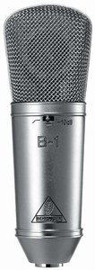 Behringer B-1 -- © Copyright 200x, Behringer International GmbH