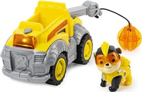 Spin Master Paw Patrol Mighty Pups Super Paws Rubble's Luxusfahrzeug (6054650)