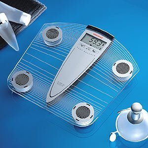 Soehnle Body Balance electronic body analyser scale (63571)