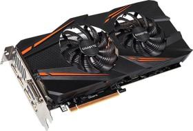 Gigabyte GeForce GTX 1070 Windforce OC (Rev. 1.0), 8GB GDDR5, DVI, HDMI, 3x DP (GV-N1070WF2OC-8GD)