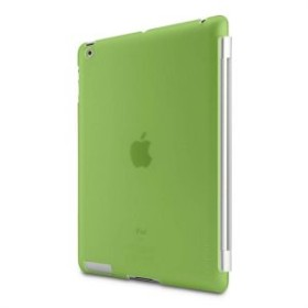 Belkin new iPad Snap Shield sleeve green/transparent (F8N744CWC03)