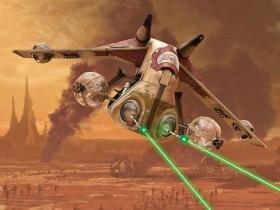 Revell Star Wars Republic Gunship (03613)