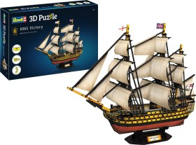 Revell 3D Puzzle HMS Victory (00171)